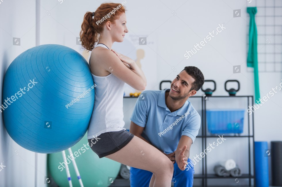 Fysioterapi stemning